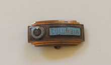 Columbia University Vintage Belt Buckle