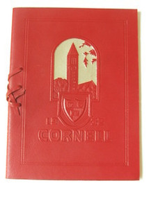 Cornell Commencement Booklet 1932