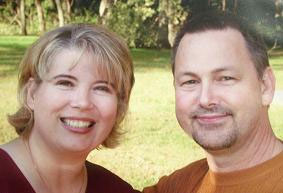 David and Sheri Burns