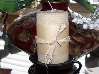 Honey Candle