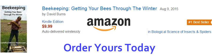 Amazon ebook on Beekeeping