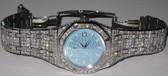Womens Audemars Piguet All Diamond Royal Oak Watch