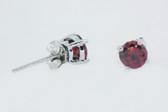 1 Carat Birthstone Earrings - S73
