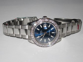 Mens Rolex DateJust II Oyster Perpetual Diamond Watch - MRLX07