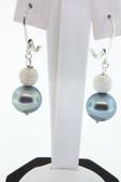 Freshwater Pearl Earrings - LC240