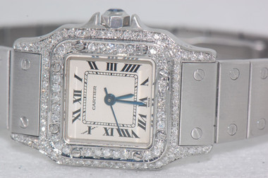 24mm Stainless Steel Case Size