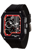 Mens Jorg Gray Ultimate Time Chronograph Watch Collection - MJG43