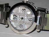 36mm Case Size - Stainless Steel