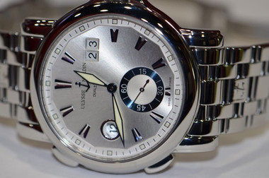 42mm Case Size - Stainless Steel