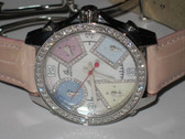 Womens Jacob & Co JC Diamond Watch