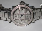 Womens Cartier Pasha Automatic Diamond Watch