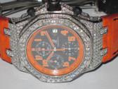 Mens Audemars Piguet Royal Oak Offshore Volcano Diamond Watch - MAP02