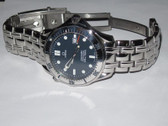 Mens Omega Seamaster Full Size Watch