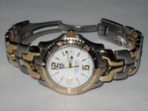 Mens Tag Heuer Link 18K Gold XL