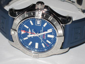 Mens Breitling Avenger II GMT Watch - MBRT132