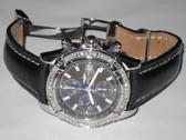 Mens Breitling Chronomat Evolution Diamond Watch - MBRT54
