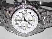 Mens Breitling Evolution Diamond Watch - MBRT23