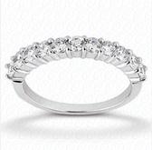 Women's 14k Diamond Wedding Band - WB440