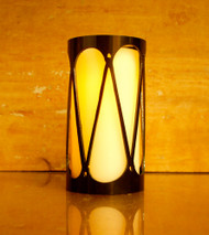Drum - Metal Candle Holder Luminary
