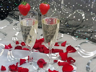 Your personal message message on these two flutes