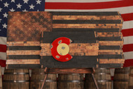 The Colorado Heritage Flag