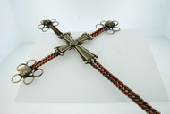 """Faith In Bloom"" Cross"