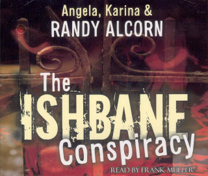 The Ishbane Conspiracy audiobook CD