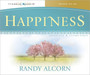 Happiness (Audiobook CD)