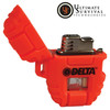 Delta Shockproof - Stormproof Lighter - Blaze Orange