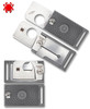 "Spyderco C193PGY Squarehead Folder 1.30"" CTS-BD1 Plain Edge Blade C193PGY  Cutlery Shoppe"