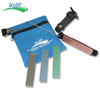DMT AKEFCX Aligner™ 4 Stone Kit w/Pouch (Extra-Fine, Fine, Coarse, Extra-Coarse) - ON BACKORDER