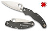 "Spyderco C144CFPE Caly 3.5 - 3.40"" ZDP-189/420J2 Blade - Carbon Fiber Handle"