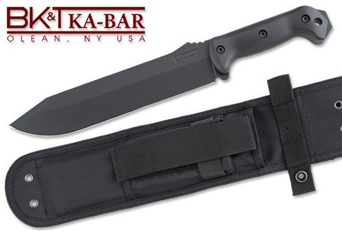 "BK&T - BK9 Combat Bowie - 9"" Blade"
