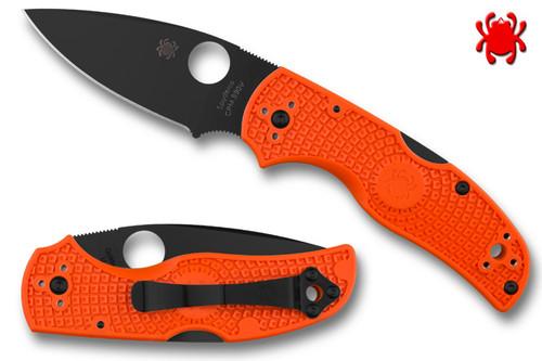 C41, C41PBOR5 SPYDERCO NATIVE 5, CPM-S90V BLADE, CUTLERY SHOPPE EXCLUSIVE, www.cutleryshoppe.com