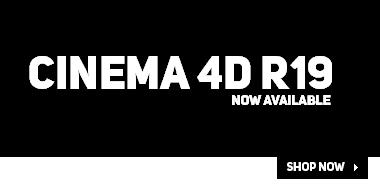 Cinema 4D Studio R18