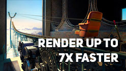 V-Ray for 3ds Max Upgrade Promo