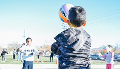 Molten USA Teams Up with Communities in Schools to Bring P.E. To Local Elementary School