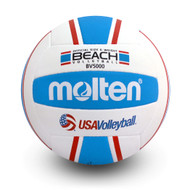 Elite Beach Volleyball- Red/White/Blue