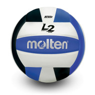 L2 Volleyball- Black/Blue