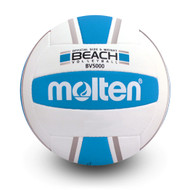 Elite Beach Volleyball- Silver/Blue