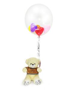 น้องหมีน่ารักอารักขาลูกโป่ง BF014