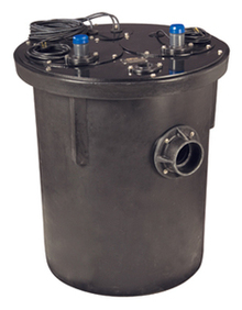 Liberty 1102/LE52M Duplex Sewage System