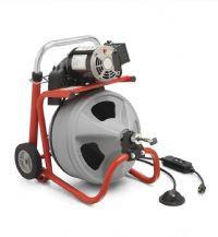 Ridgid 27003 K-400 Drain Machine w/C-44 IW