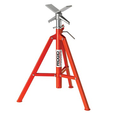 Ridgid 56662 VJ-99 V-Head High Pipe Stand