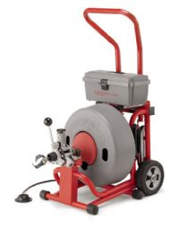 Ridgid 93557 K-6200 Drum Machine w/C-24-HD