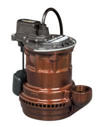 Liberty 241 Submersible Sump Pump