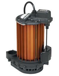 Liberty 230 Submersible Sump Pump 1/3 HP