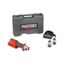 Ridgid 57383 RP 241 No Jaws with Batteries/Charger