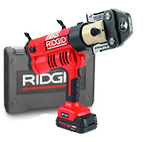 Ridgid 43363 RP 340 Corded Press Tool Kit