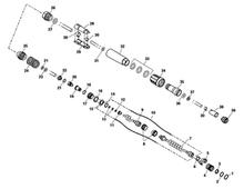 Ridgid 14973 - ASSEMBLY,MINI COL SPRING